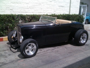 Sly's '32 Deuce Coupe